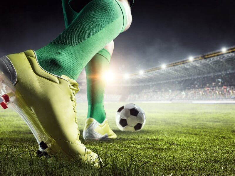 Soccer Betting Website