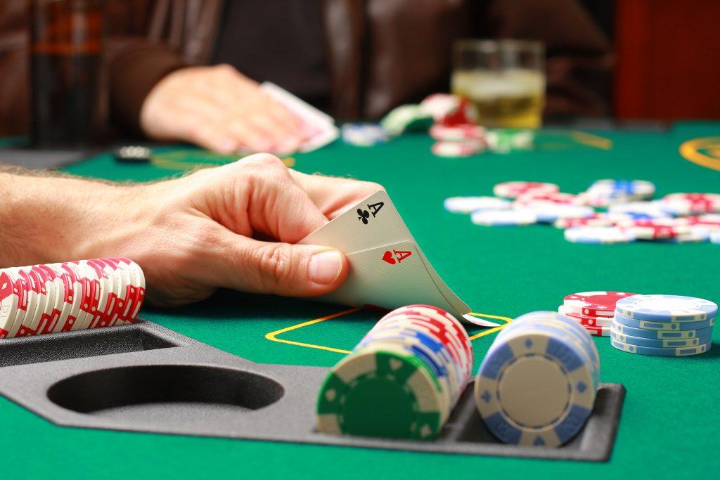 Playing Slot Machines